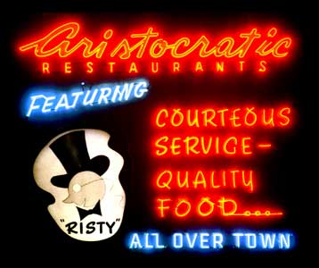 aristocratic cafe
