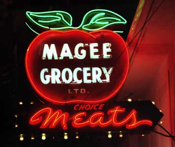 magee grocery